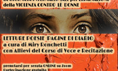 Giornata internazionale contro le violenze sulle donne 25 novembre 2020