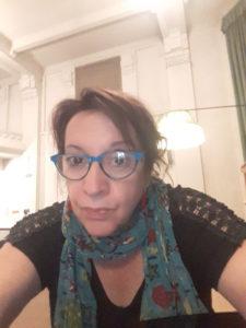Autrice e regista del recital Miriana Ronchetti