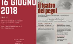 Spettacolo Corsi 2018...Il Teatro dei Pegni