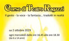 Corso Teatro Ragazzi
