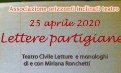 25 Aprile 2020 La Resistenza continua